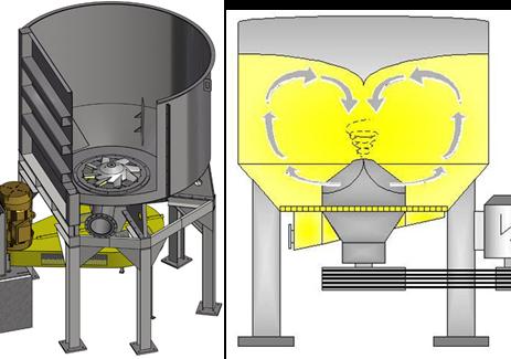 Tiết kiệm năng lượng và nâng cao độ bền cho máy nghiền giấy thủy lực