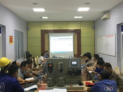 đào tạo HMI – PLC – BIẾN TẦN